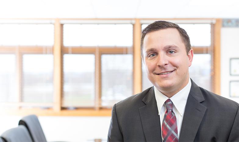 Eau Claire Lawyer Garrett Nix Probate & Estate Planning