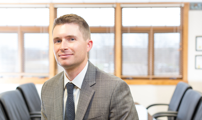 Eau Claire Lawyer Dustin Von Ruden Real Estate Law