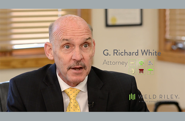 Richard White - Eau Claire's Local Law Firm